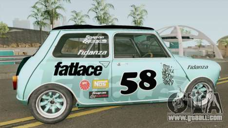 Mini Cooper S Gymkhana From Dirt: Showdown for GTA San Andreas