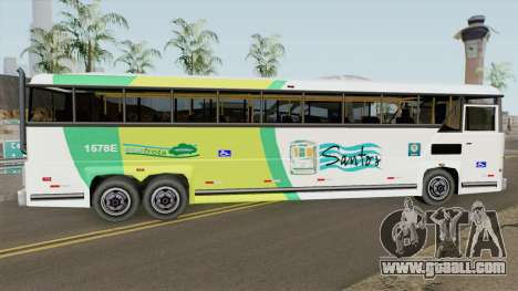 Bus Onibus Santos TCGTABR for GTA San Andreas