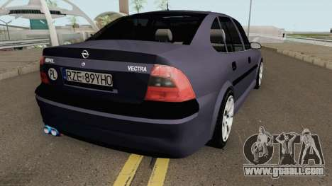 Opel Vectra B for GTA San Andreas