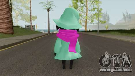 Ralsei - Deltarune V2 for GTA San Andreas