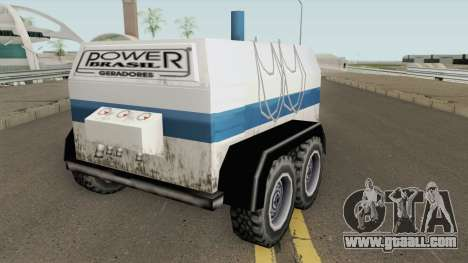 New Utility Trailer for GTA San Andreas