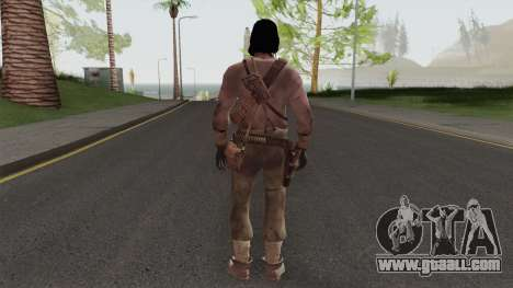John Marston From Red Dead Redemption V2 for GTA San Andreas