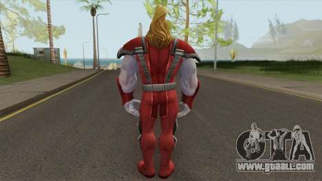 Omega Red from Contest of Champions for GTA San Andreas