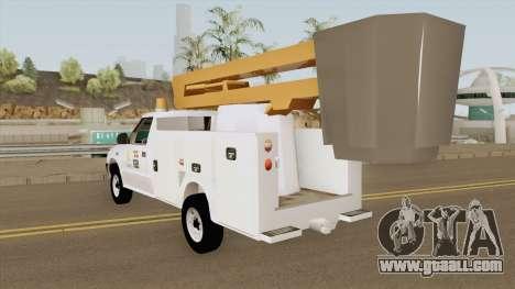 Chevrolet S10 Celesc for GTA San Andreas