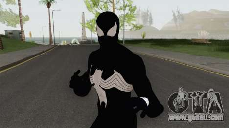 Spiderman Black 1994 (The Animated Seriers) for GTA San Andreas
