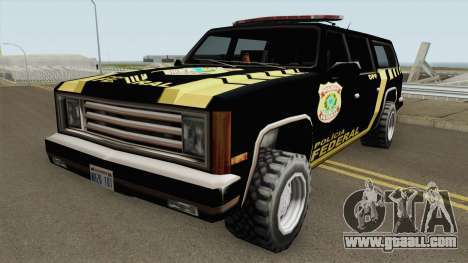 Fbiranch - Policia Federal for GTA San Andreas