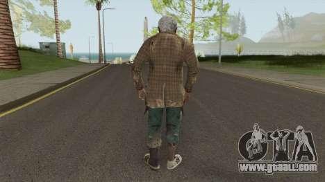 Russman for GTA San Andreas