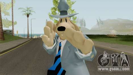 Sam (Sam and Max) for GTA San Andreas