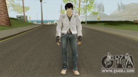 Kyo Kusanagi KOF XIV Custom for GTA San Andreas