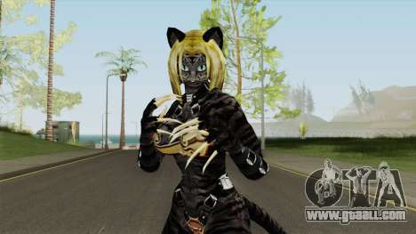 Darkness (Unreal Tournament 3 Cat) for GTA San Andreas