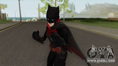 CW Batwoman From The Elseworlds Crossover for GTA San Andreas