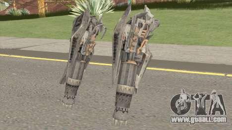 Shockwave Gun for GTA San Andreas