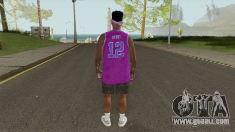 Skin Random 124 (Outfit Lowrider) for GTA San Andreas