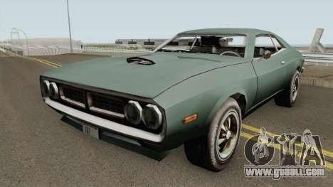 Declasse Sabre 1972 for GTA San Andreas