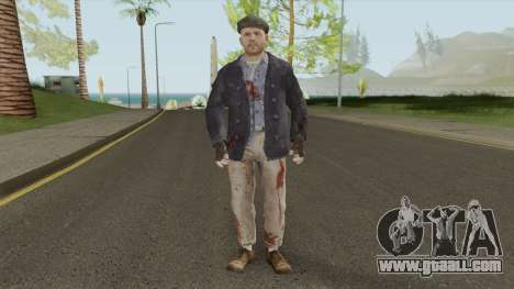 Albert Weasel Arlington for GTA San Andreas