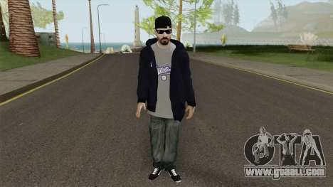 Uzzi from BUG Mafia for GTA San Andreas