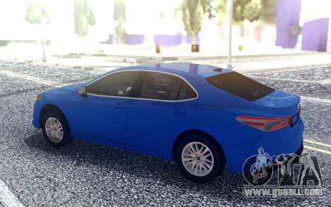 Toyota Camry 2019 3,5 for GTA San Andreas