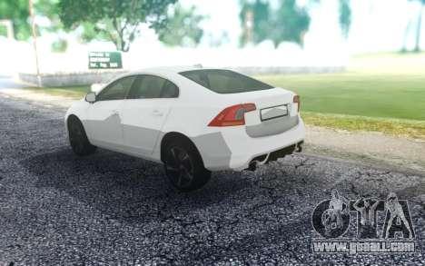 Volvo S60 for GTA San Andreas