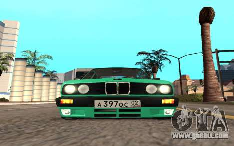 BMW 325 Cramps for GTA San Andreas