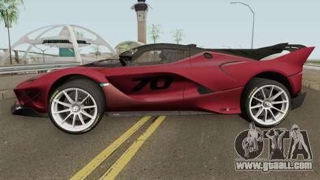 Ferrari FXX-K Evo High Quality for GTA San Andreas