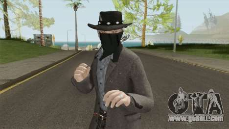 Skin Random 123 (Outfit Red Dead Redemption 2) for GTA San Andreas