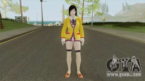 Kokoro Pantuless V1 for GTA San Andreas