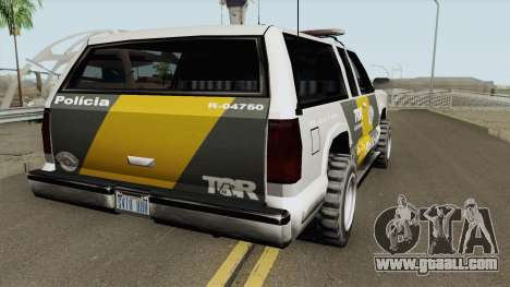 Policia Rodoviaria SP (Federal) TCG for GTA San Andreas