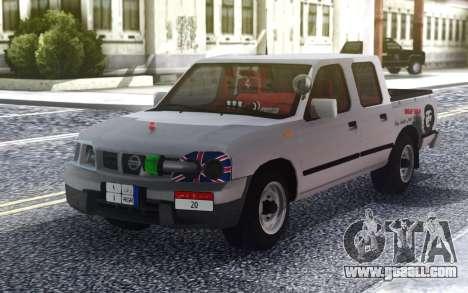 Nissan Ddsen Turbo for GTA San Andreas