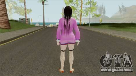 Kokoro Pantuless V2 for GTA San Andreas