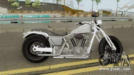 Western Motorcycle Wolfsbane GTA V for GTA San Andreas