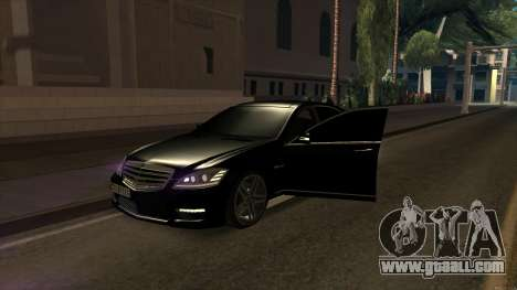 Mercedes-Benz S63 AMG [ARM] for GTA San Andreas