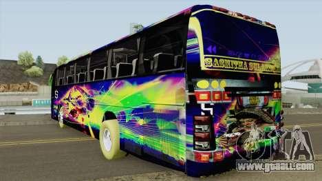 Volvo Bus for GTA San Andreas