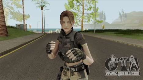 Keira Stokes from F.E.A.R. 2 for GTA San Andreas