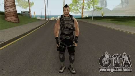 Jospeph Turok from Turok 2008 for GTA San Andreas
