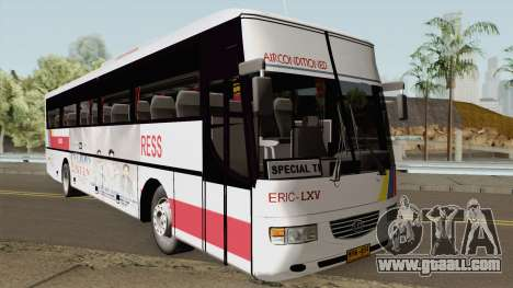 Philippine BUS Whenna Expreess for GTA San Andreas
