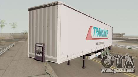 TRANSKOP Trailer for GTA San Andreas