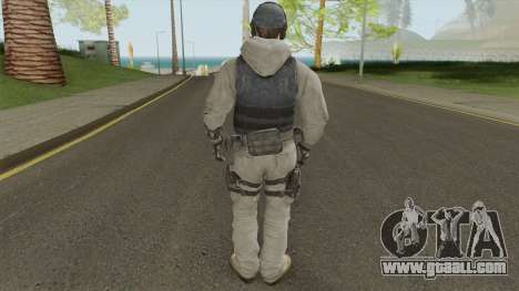 ISA LMG (Call of Duty: Black Ops 2) for GTA San Andreas