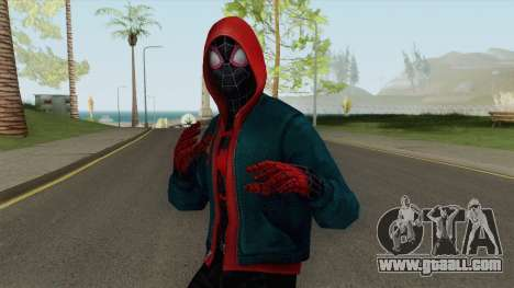 MFF Miles Morales Into the Spiderverse for GTA San Andreas