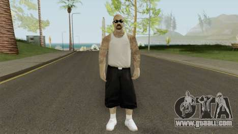 El Corona 13 Skin 3 for GTA San Andreas