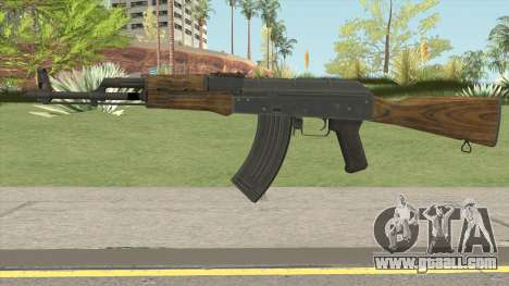 AKM HQ for GTA San Andreas