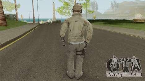ISA SMG (Call of Duty: Black Ops 2) for GTA San Andreas