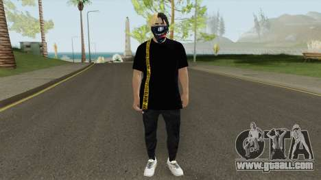 Skin Random 125 (Outfit Import Export) for GTA San Andreas