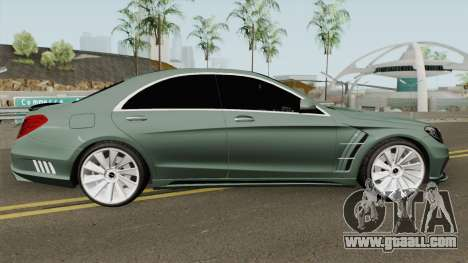 Mercedes-Benz S-Class W222 WALD Black Bison for GTA San Andreas