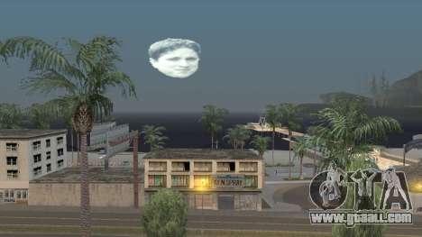 Kappa Moon for GTA San Andreas