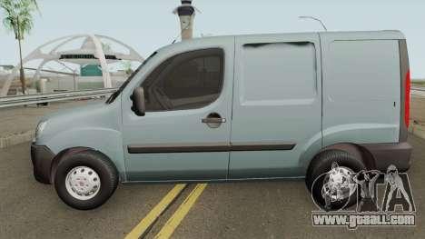 Fiat Doblo Van 2009 for GTA San Andreas