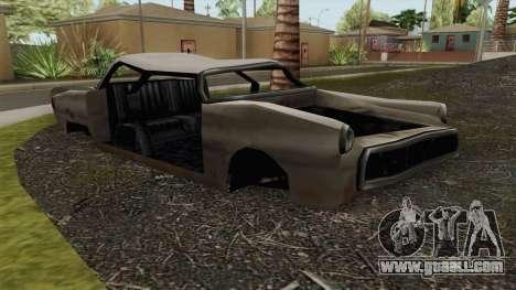 Car Wrecks for GTA San Andreas