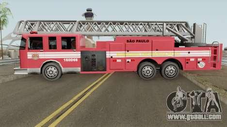 Firela Bombeiros SP TCGTABR for GTA San Andreas