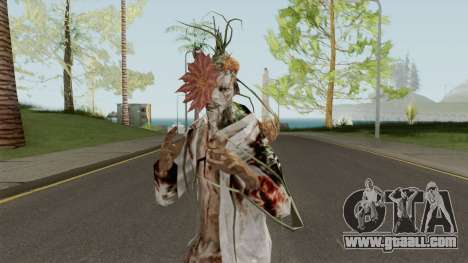 Green Zombie from Resident Evil: Outbreak File 2 for GTA San Andreas
