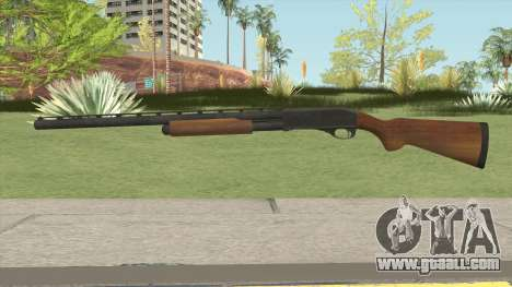 Remington 870 Wingmaster HQ for GTA San Andreas