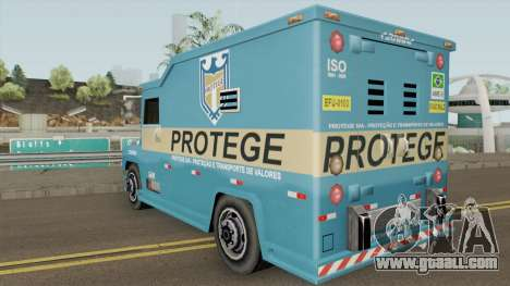 Securica (Protege) TCGTABR for GTA San Andreas